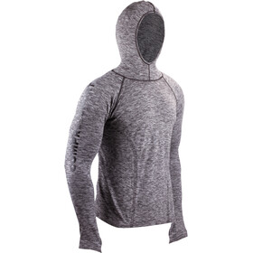 Compressport 3D Thermo Seamless Capuchon Jas, grey melange